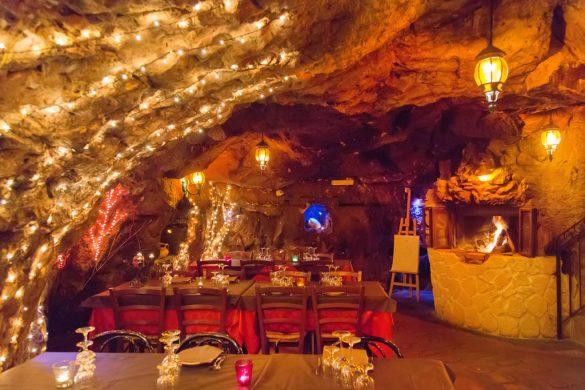 Ristorante Le Vere Grotte