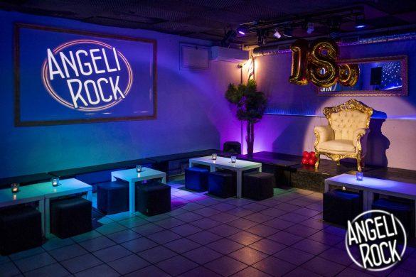 Angeli Rock