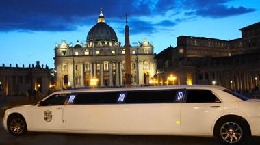 Addio al Celibato in Limousine a Roma