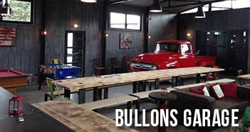 Bullons Garage – Zona Eur