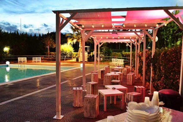 Ristorante 704 Club & Piscina – zona EUR
