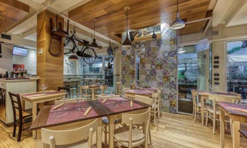 ristorante a Morena Gradisca (2)
