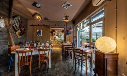 ristorante a Morena Gradisca (3)